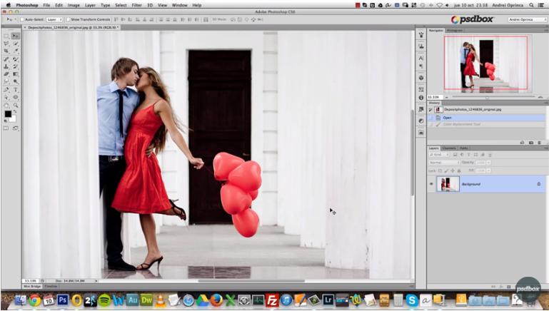 Herramientas de Photoshop (CS4, CS5, CS6)
