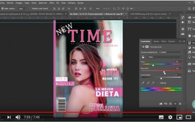 Cómo crear una revista en Photoshop CC